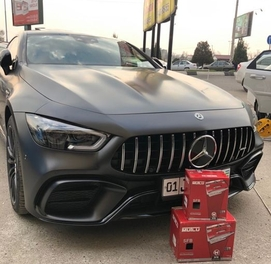 Аккумулятор для Mers,BMW,Lexus,Ford,Audi