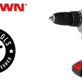Аккумуляторный шуруповерт (Дрель) CROWN CT21055