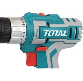 Аккумуляторный шуруповёрт TOTAL TDLI20024