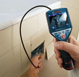 Аккумуляторный видеоскоп Bosch GIS 120 C