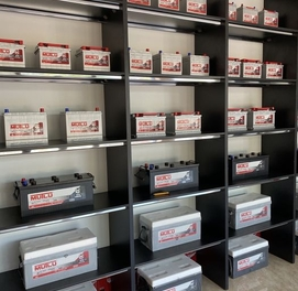 Аккумуляторы Mutlu Battery! 190 ah для Грузовых машин