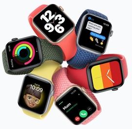 Apple Iwatch 6 44mm самая лутшая CCIT с полном экраном+даставка