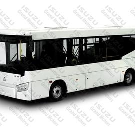 Автобус городской исузу LE60 с кондиционером в наличии