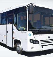 Автобус Isuzu HD 50 2021 года, Тайери бор