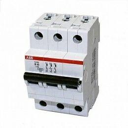 АВВ трёхфазный автомат 100а