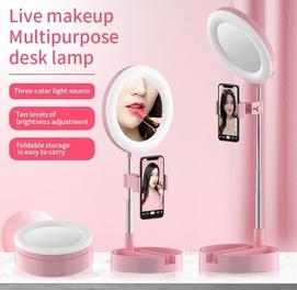 Ayollar,qizlar uchun Makeup ish stoli selfi yoritgich