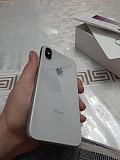 Srocna sotiladi Iphone X 64 Oq karobka dakmenti bor.
