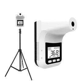 Бесконтактный инфакрасный термометр стоящий + трипод