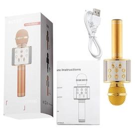 Беспроводной Bluetooth микрофон для караоке Wster WS-858