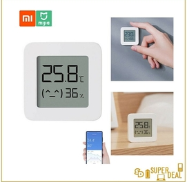 Беспроводной датчик температуры и влажности Xiaomi Mi Temperature and