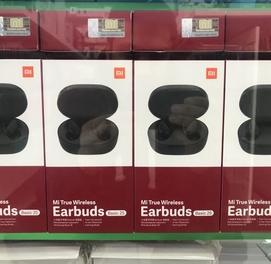 Беспроводные наушники Xiaomi Mi True Wireless Earbuds Basic 2S