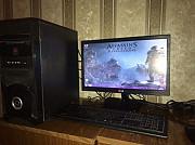 Продаётся игровой компьютер в хорошим состояние