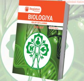 Biologiya qulay qo'llanma (9-10-sinf)
