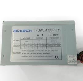 Блок Питания Avtech/Nanotech 450W