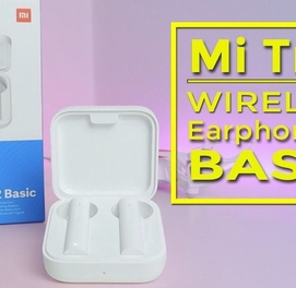 Bluetooth Наушники Xiaomi Mi True Wireless 2 Basic. Оригинал 100%!