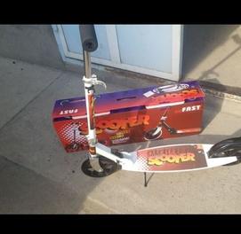 Большой самокат скутер