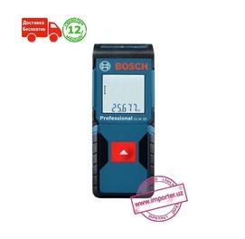 Bosch GLM 30 Professional (лазерный дальномер рулетка, ruletka, метр)
