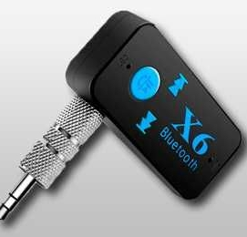 BT-X6 Bluetooth AUX