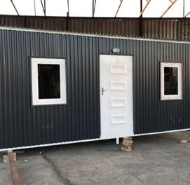 Бытовка и блок-контейнеров