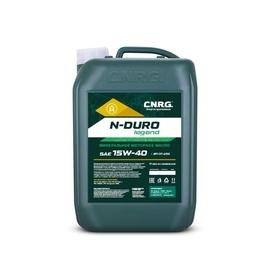 C.N.R.G. N-DURO LEGEND 15W40 CF-4/SG дизельное масло (10)