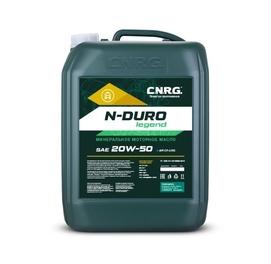 C.N.R.G. N-DURO LEGEND 20W50 CF-4/SG дизельное масло (20)