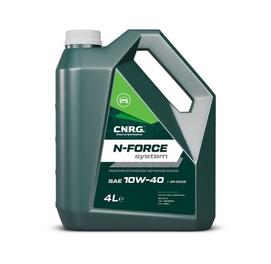 C.N.R.G. N-FORCE SYSTEM 10W40 SG/CD моторное масло (4) plast