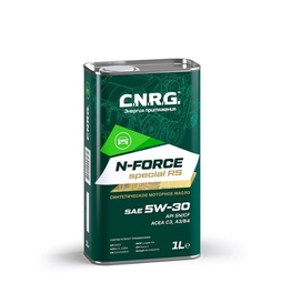 C.N.R.G. SPECIAL RS 5W30 SN/CF синтетическая моторное масло (1) Dexos2