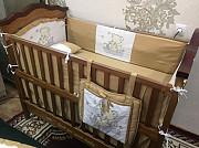 Срочно !!! Продаётся детская кроватка.