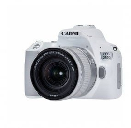 Canon EOS 250D kit 18-55 Wifi IS STM white (доставка)