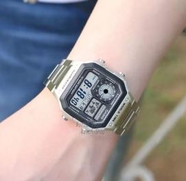 Casio Часы illuminator -40%. Skidka