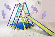 Детский спортивный комплекс Workout Panda 12м +