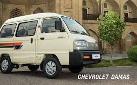 Chevrolet Damas MEGA AKSIYA 15%