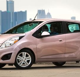Chevrolet Spark MEGA AKSIYA 8%