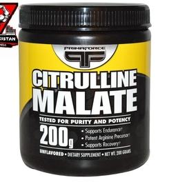 Цитруллин малат Citrulline malate 200грамм 100 порций