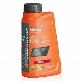Coolstream Optima антифриз red (1)
