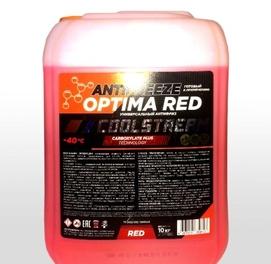 Coolstream Optima антифриз red (10)