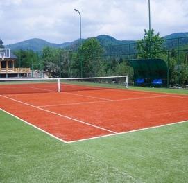 Cтроим Теннисный корт
