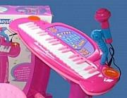 Пианино-синтезатор детское