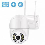 Wi fi ip (симсиз) камера wifi наружная 1080p Orginal гарантия