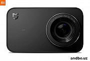 Новая Mi Action Camera 4k. Гарантия — 400 дней