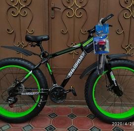 Дастафка бесплатно Новый велосипед 26 SKILMAKS 4.0 !!!
