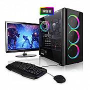 Новый Игровой Компьютеры Intel Core i3 9100 Turbo Boost 4, 20 Ghz