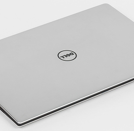 """DELL Dell XPS 13 XPS9343-2727SLV 13.3"""" Infinity Display Ultrabook"""