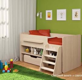 Детская кровать Л 6