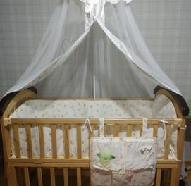 Детская кроватка + люлька Дубай