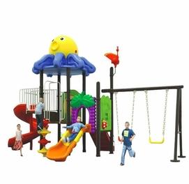 Детский комплекс аттракционы , кочеля и горки