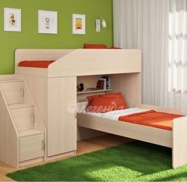 Двухъярусная кровать Л 11.7