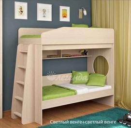 Двухъярусная кровать подростковая Л -10