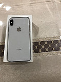 Продам iphone x 64gb silver