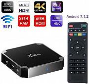 Смарт бокс Smart Tv box X96 2/16 X96 mini 2/16gb